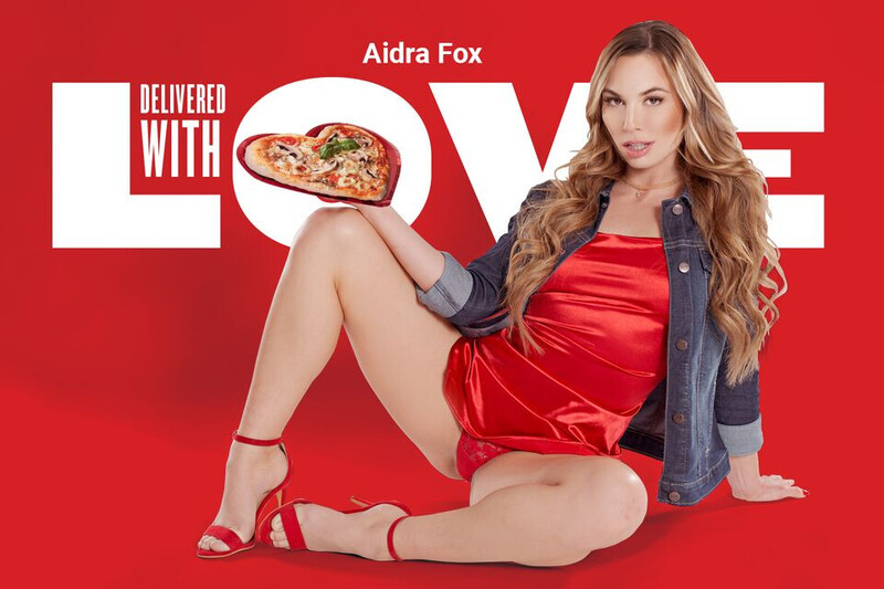 Delivered With Love Aidra Fox Oculus 7k