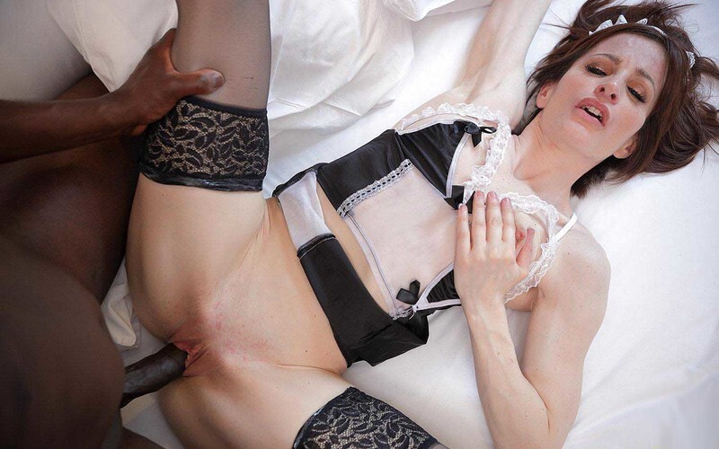 Ava Courcelles - French Maid to Hire 7 [FullHD 1080P]