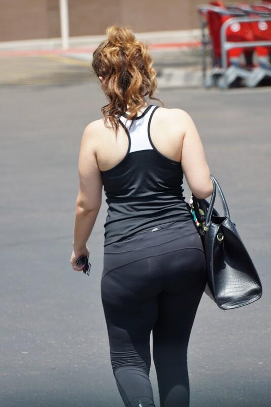 lovely woman in sexy nike sportswear