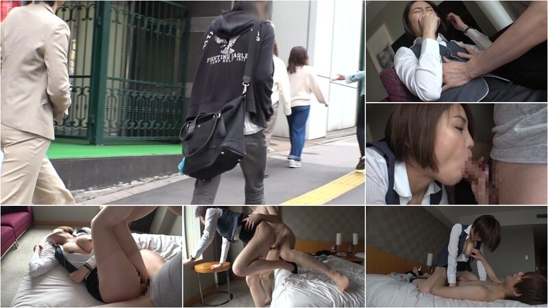 Rei - I talked to a tall office worker who had a lunch break in Shibuya! [HD 720p]