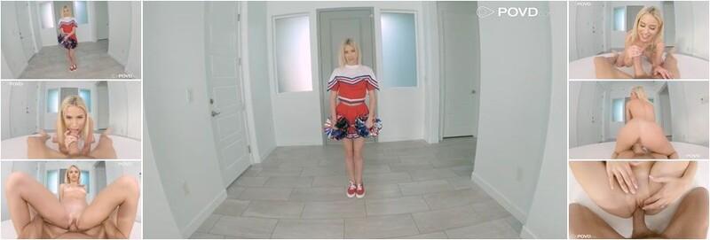 Kiara Cole - Horny Cheerleader (FullHD)