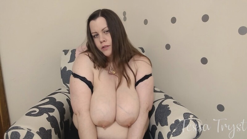Tessa Tryst - Fat Mommy Shows You How To Fuck [FullHD 1080P]