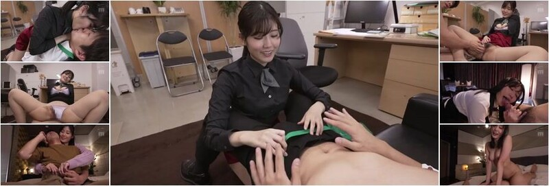 Jinguji Nao - After Closing Up Shop, This Horny Bitch Part-Time Worker Will Whisper Devilish Dirty Talk Into My Ear In An Attempt To Lure Me To Temptation (HD)