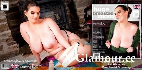 """Dani in """"Huge Breasted Mom Loves To Read"""" [FullHD]"""