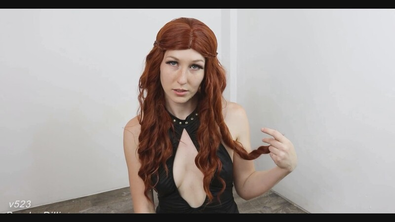 Brooke Dillinger -  Sansa Becomes New Queen Of Dragons [FullHD 1080P]