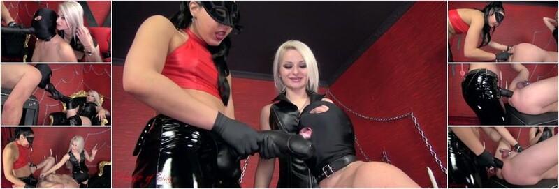 Mistress Gaia, Mistress Sarah - A bitch in heat for My big black - House of Sinn - Clips4sale.com (FullHD)