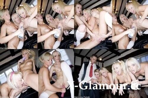 Denice Klarskov, Felicia Brottom, Alexa Andreas, Paige Fox, Carla Cox, Olivier Sanchez - Depraved Schoolgirl Lesbian Gangbang [FullHD/1080p]
