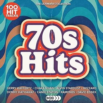 Ultimate Hits 70s (5CD) (2021) Full Albüm İndir