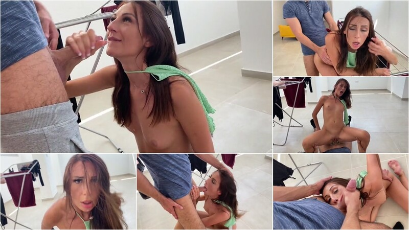 Alison_Grey - Notgeiler Mitbewohner zerfickt meine Fotze (1080P/mp4/167 MB/FullHD)