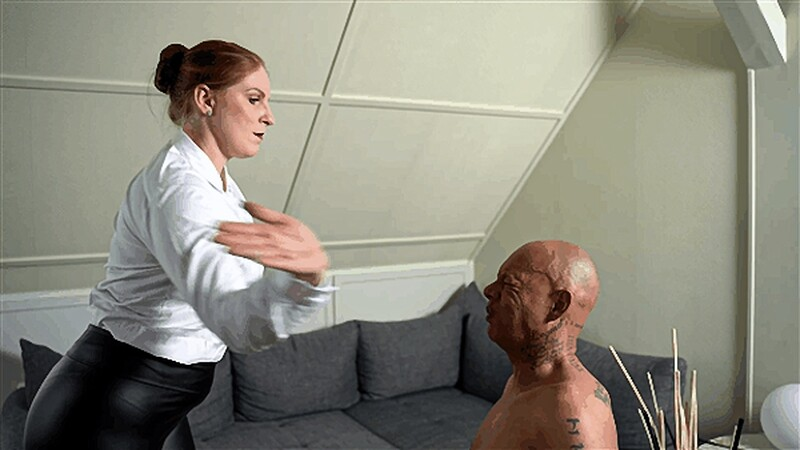 Cruel Faceslapping - BRANDNEW [FullHD 1080P]