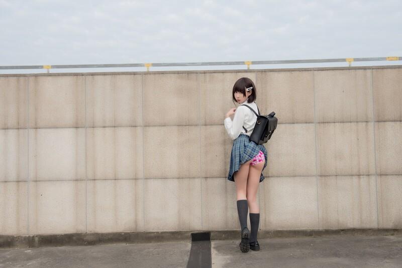 西园寺南歌 - 少女裙[22P/147MB] 知名Coser-第1张