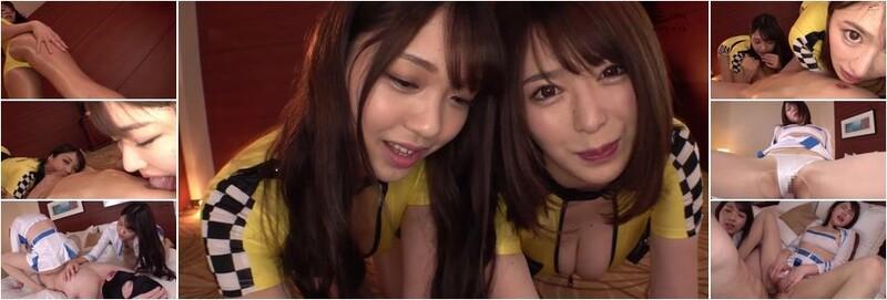 Tsujii Honoka, Hanazawa Himari - RQ-W Slut (HD)