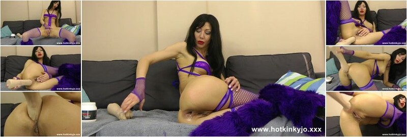 Hotkinkyjo - Violet and rubber fist (FullHD)
