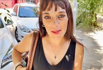 Putalocura - Pillada en la calle - Sheyla [24-09-2021]