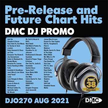 DMC DJ Promo 270 (2021) Full Albüm İndir
