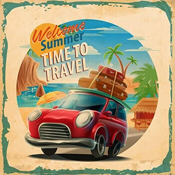 Welcome Summer Time to travel (2021) Full Albüm İndir