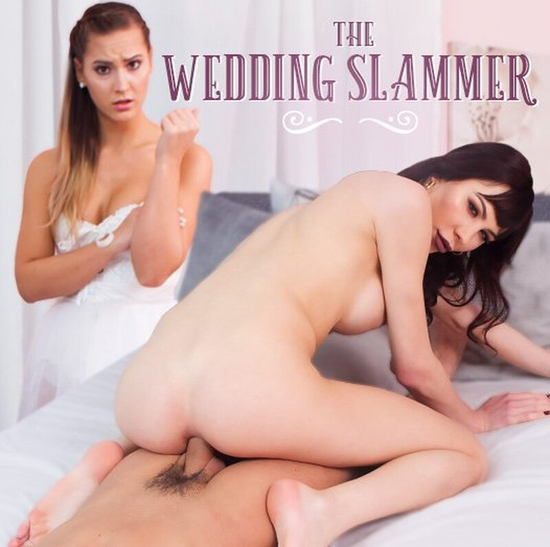 The Wedding Slammer Bailey Paris Gearvr 180 Hd
