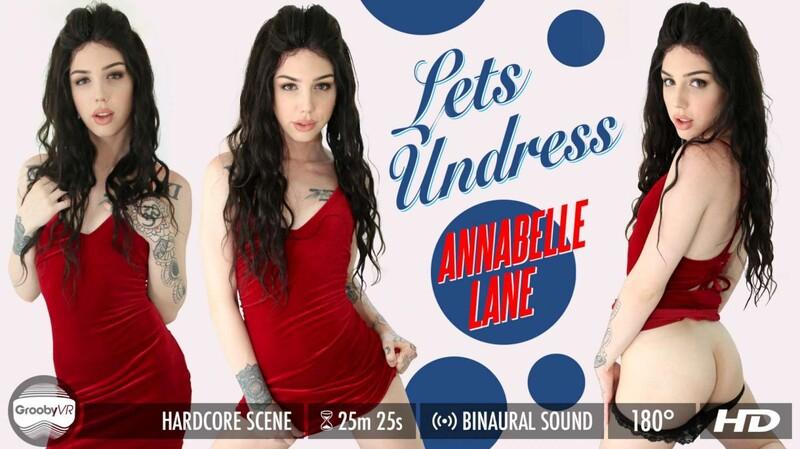 Let 039 S Undress Annabelle Lane Oculus Vive