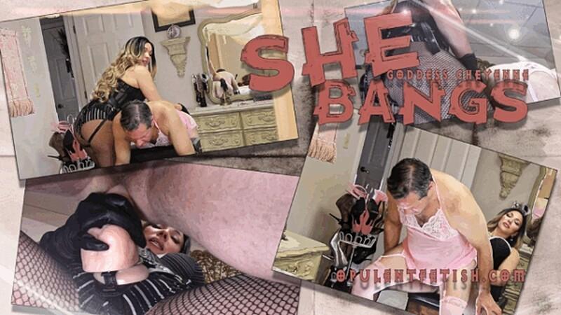 Goddess Cheyenne - She Bangs [FullHD 1080P]