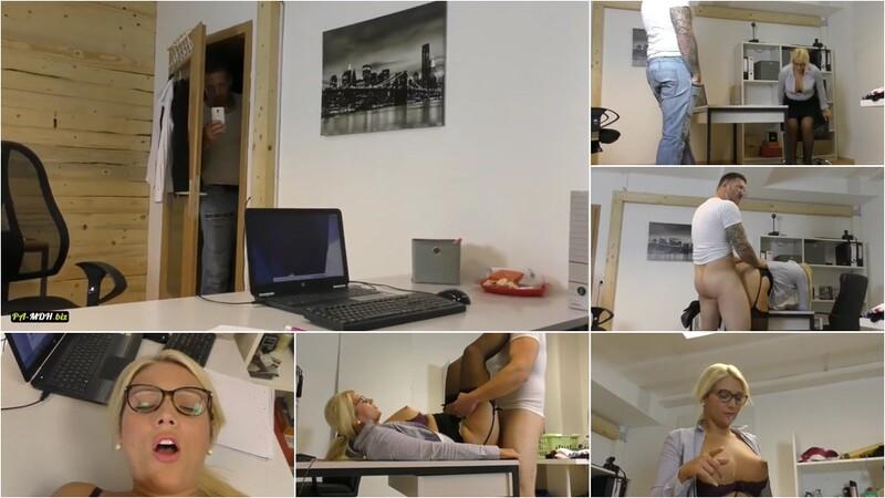Tatjana-Young - Die spermageile Professorin - Erwischt vom notgeilen Studenten [FullHD 1080P]